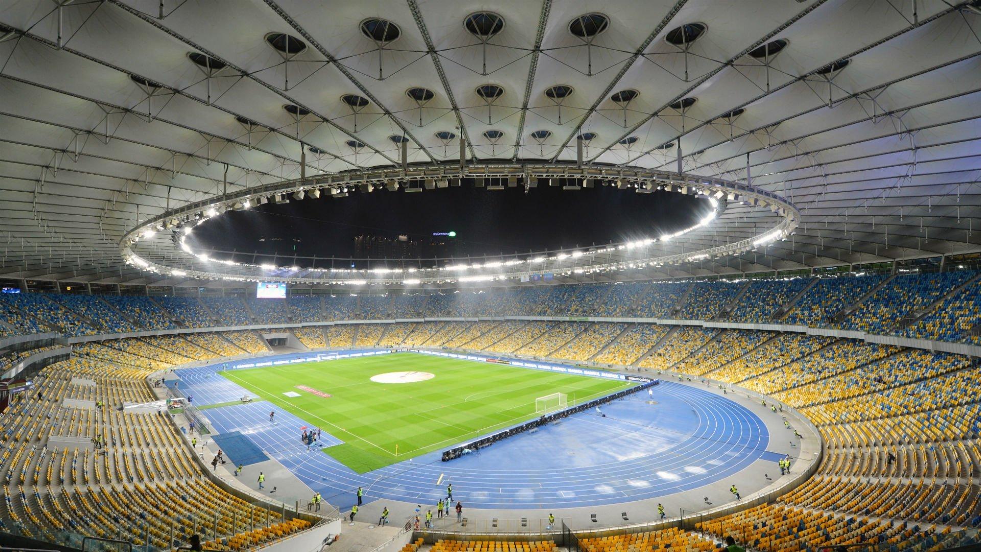 Olimpiyskiy Stadium, Kiev