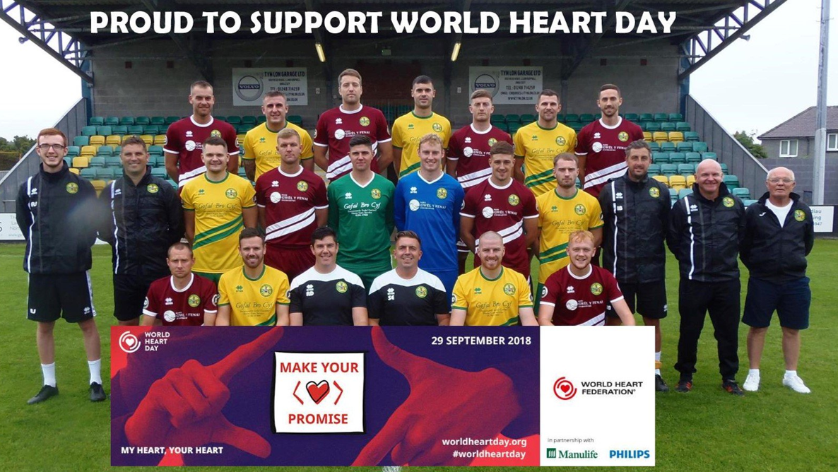 World Heart Day 2018