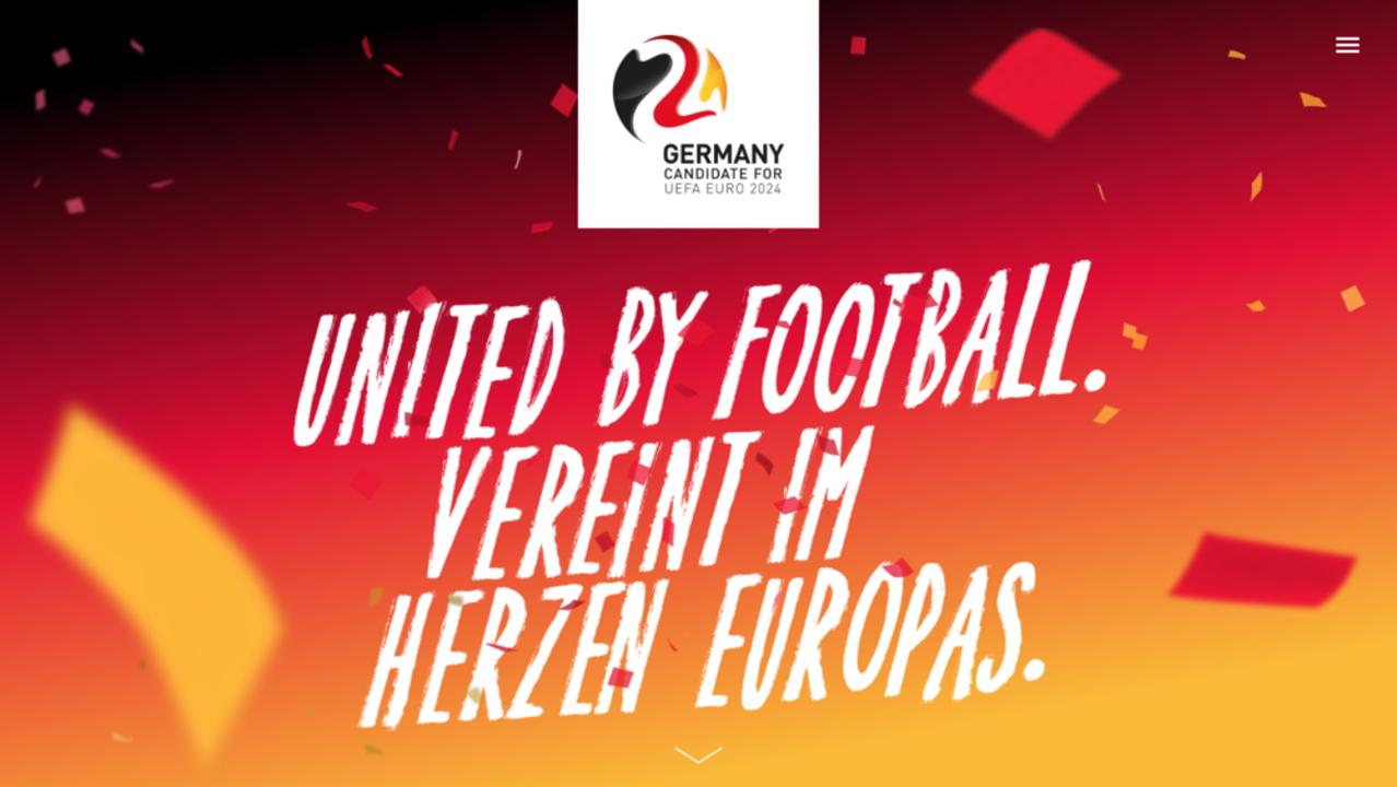 UEFA EURO 2024 bid