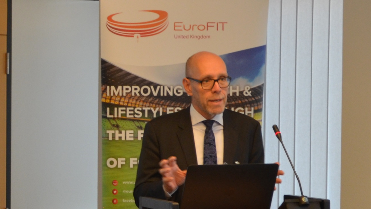 EuroFIT Launch 1 - Cornelius Schmaltz