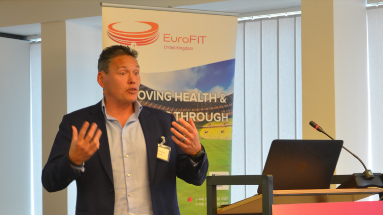 EuroFIT Launch 3 - Erwin Coolen