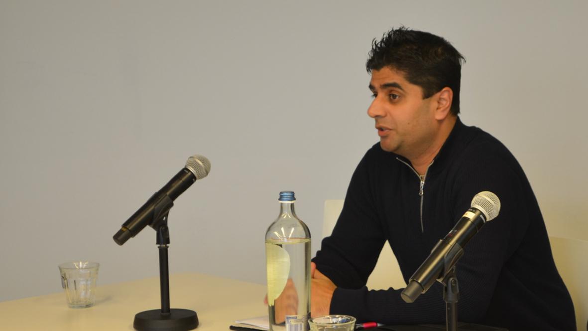 EuroFIT Launch 4 - Ilyas Patel