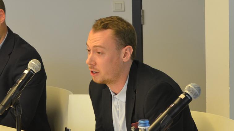 EuroFIT Launch 4 - Joe Chaffey