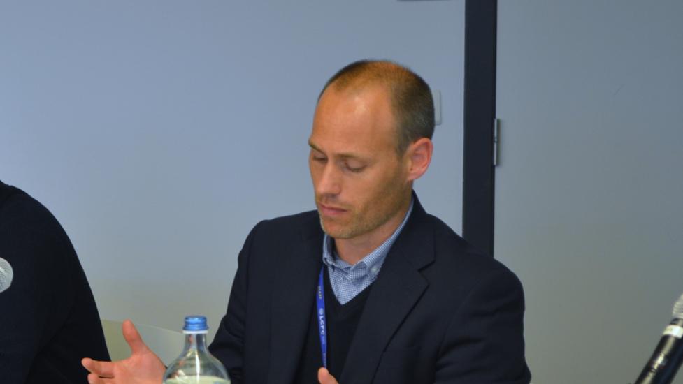 EuroFIT Launch 4 - Matt Bray