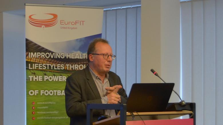EuroFIT Launch 5 - Patrick Gasser