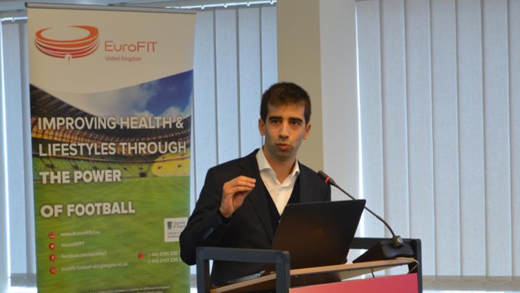 EuroFIT Launch 6 - João Brito