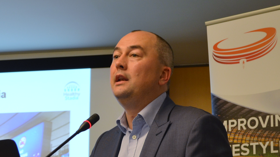 EuroFIT Launch 9 - Matthew Philpott