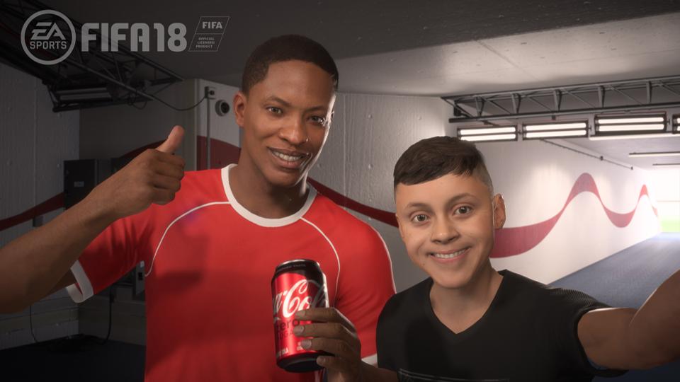 FIFA 18 - Coca-Cola 1