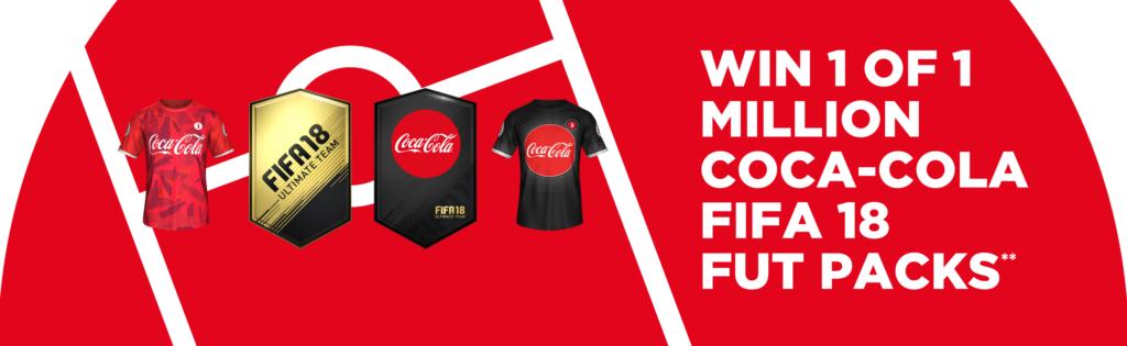 FIFA 18 - Coca-Cola 2