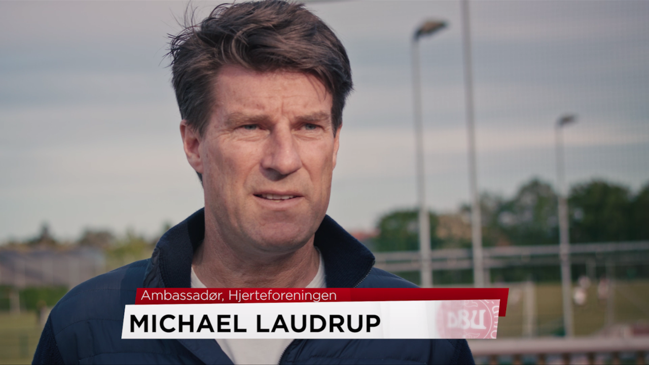 Michael Laudrup - Football for the Heart