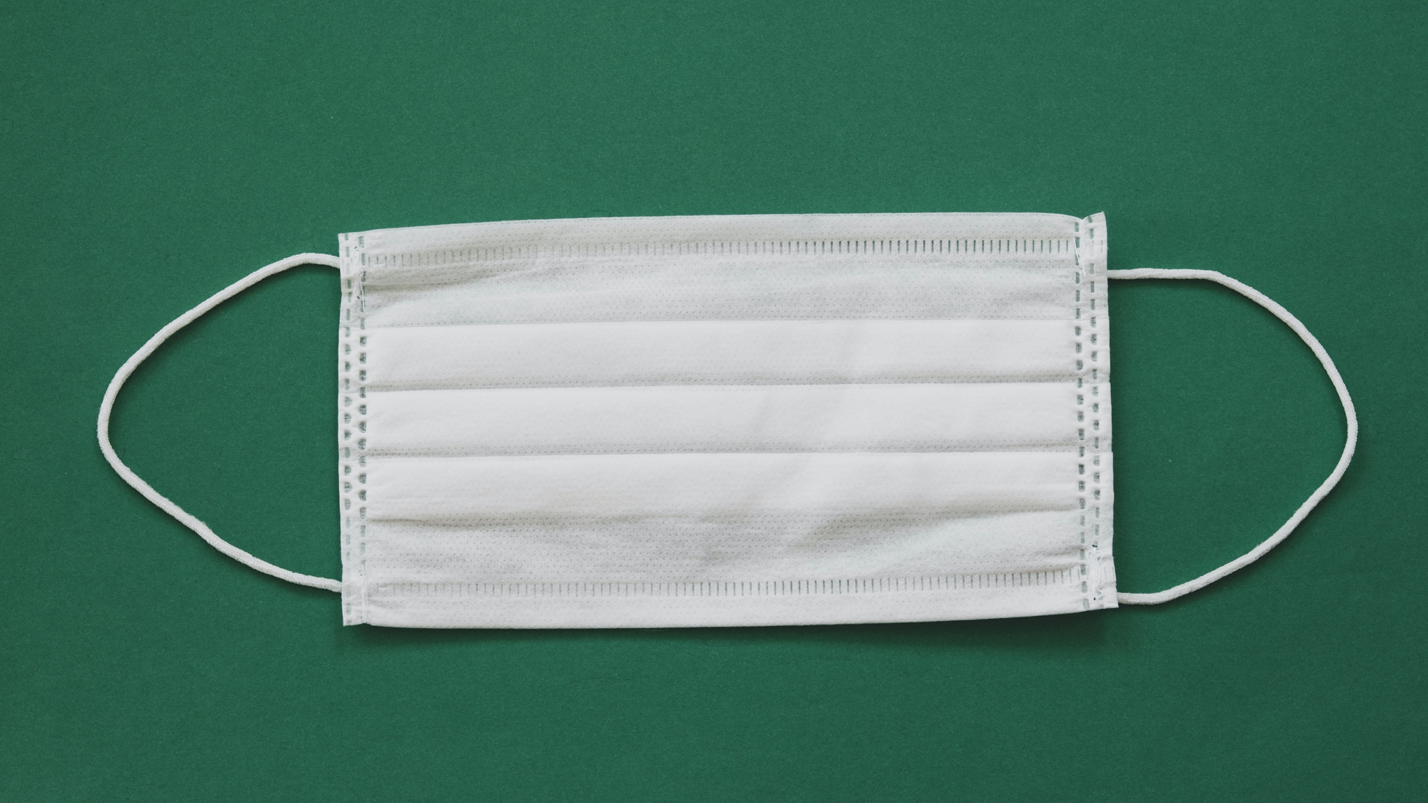 Face mask - part of COVID-19 safety protocols at stadia